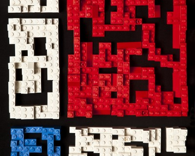 Mondrain's Lego