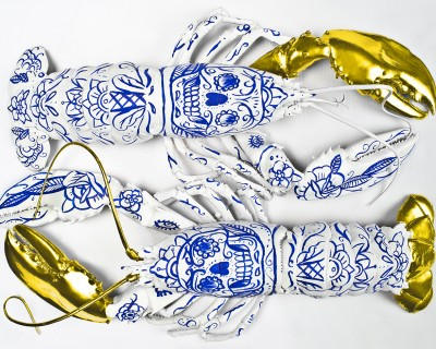 lobster porcelain