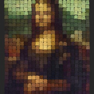 digestible art -  da Vinci