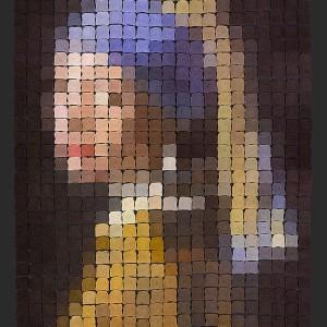 Digestible Art Johannes Vermeer