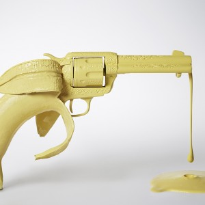 Arms Disarmed- banana