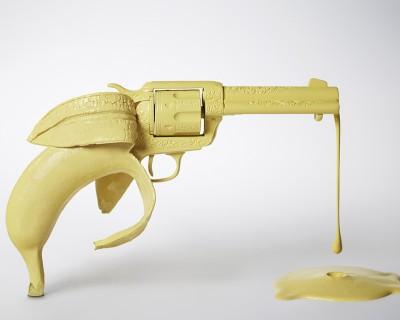 Arms Disarmed- banana